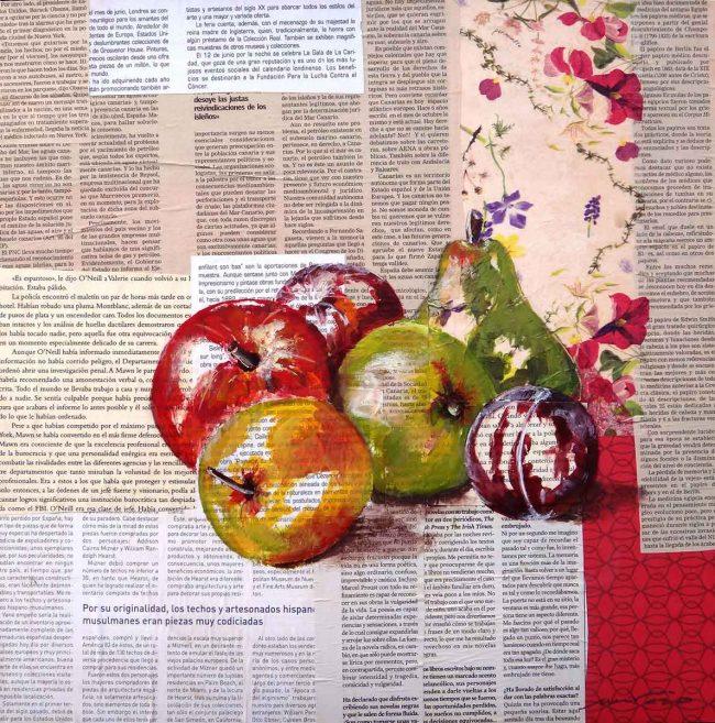 mirazo frutas ilustradas