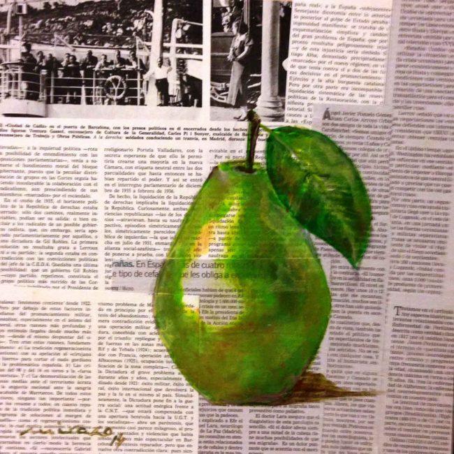 mirazo serie frutas ilustradas